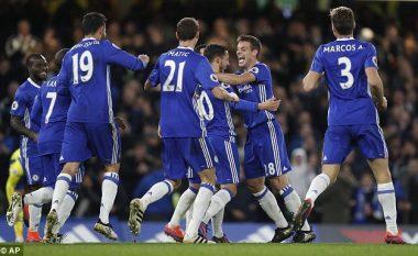 Chelsea i Contes po bon çudinë me 3-4-3: 5 ndeshje – 5 fitore, 16 gola të shënuara – 0 të pësuara (Foto)