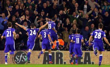 Futbollisti, trajneri dhe goli i muajit në Ligën Premier i takojnë Chelseat (Foto/Video)