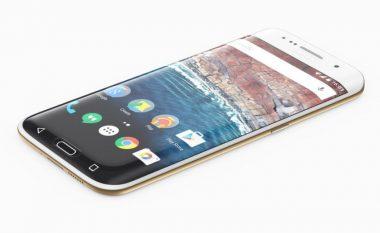 Pamja e re e Samsung Galaxy S8 shfaq pullat në ekran
