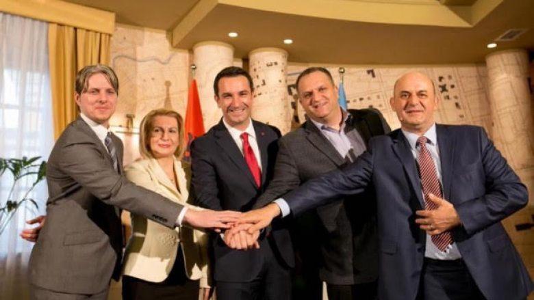 Krijohet rrjeti i komunave shqiptare
