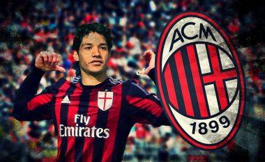 Fernandez: Është si një ëndërr prezenca ime te Milani