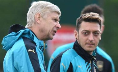 Ozil: Arsenali ishte zgjedha ime e parë