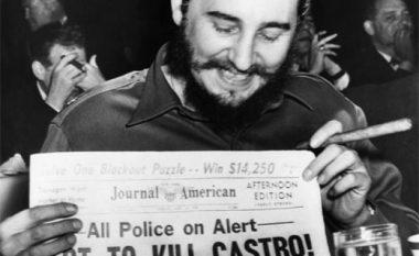 Metodat e pabesueshme me të cilat CIA donte ta vriste Castron: Njeriu me shpirtrat e maces!
