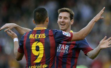 Sanchez tregon gjërat që ka mësuar nga Barcelona
