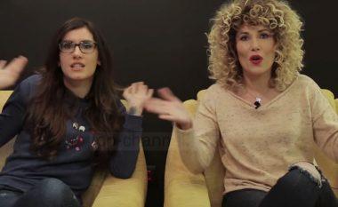 Shikoni si thumbojnë dy fëmijët e këngëtareve Aulonën dhe Fatmën (Video)