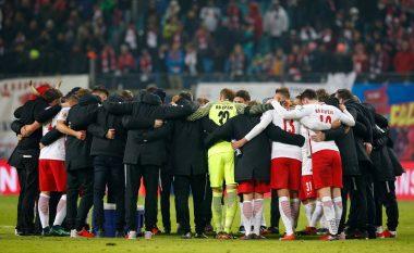Vjen humbja e parë e Leipzigut në Bundesliga (Video)