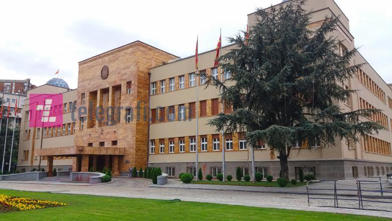 Kuvendi i Maqedonisë edhe sot do të vazhdojë me avazin e vjetër