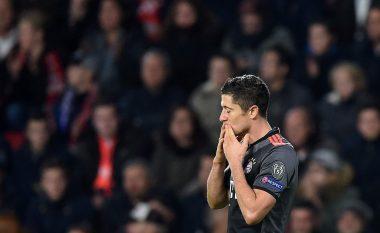 Lewandowski thyen një rekord interesant në Bundesliga