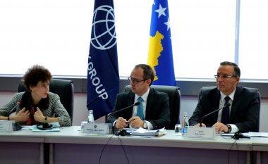 Qeveria e Kosovës dhe Banka Botërore diskutojnë për Kornizën e Partneritetit