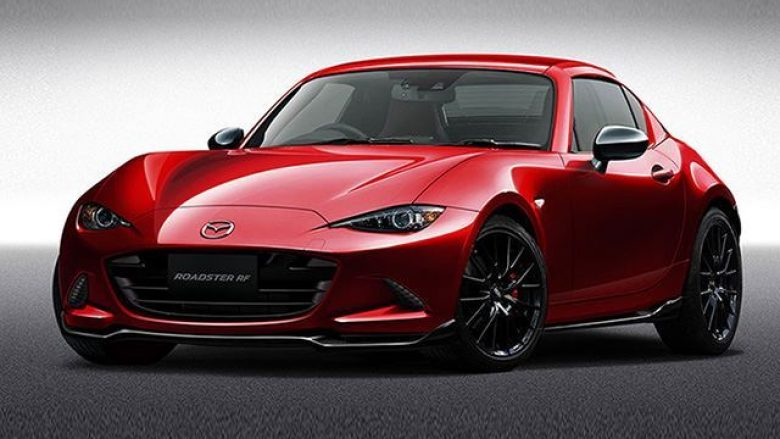 Mazda lanson së shpejti dy koncepte të modelit MX-5 (Foto)