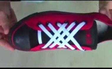 Pesë mënyra kreative për t'i lidhur këpucët (Video)