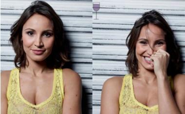 Si ndryshon fytyra e njeriut pas një, dy dhe tri gotave verë (Foto)