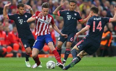 A mund Bayerni ta ndalë Atleticon? Formacionet bazë
