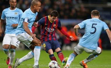 Barca dhe City luajnë për prestigj, formacionet në ndeshjet e tyre