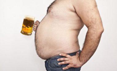Përse birra jua frynë barkun?