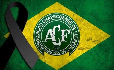 Chapecoense shton dy yje në logon e klubit (Foto)