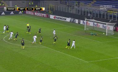 Carrizo pret penalltinë, shpëton Interin (Video)