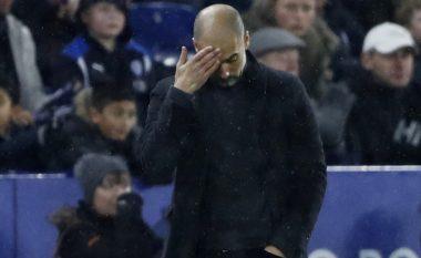 Guardiola 'arsyeton' humbjen dhe dështimin e skemave taktike
