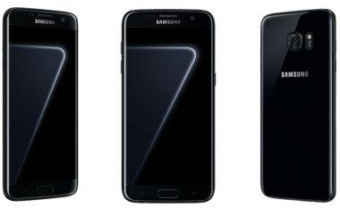 Samsung Galaxy S7 Edge lanson zyrtarisht modelin Pearl Black