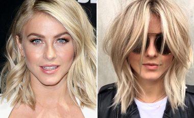 Nëse nuk e keni vënë re, të gjitha femrat me stil kanë këtë model flokësh!