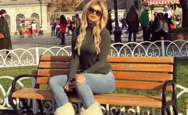 Ish i dashuri i Dafina Zeqirit shoqërohet me Luana Vjollcën (Foto)