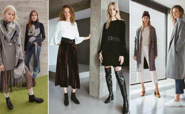 Mango – veshje e pashmangshme për modën e vjeshtës dhe dimrit