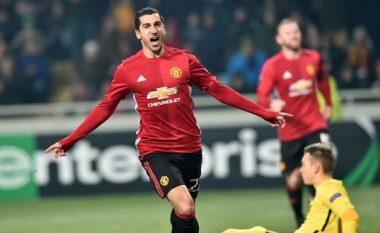 Mkhitaryan i lumtur me golin e parë për Unitedin
