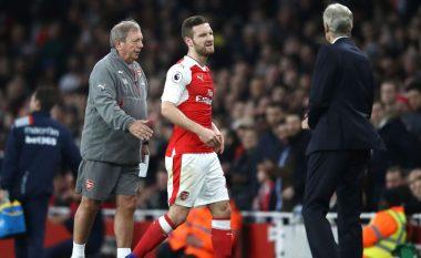 Wenger flet rreth lëndimit të Mustafit, tregon sa do t'i mungojë Arsenalit