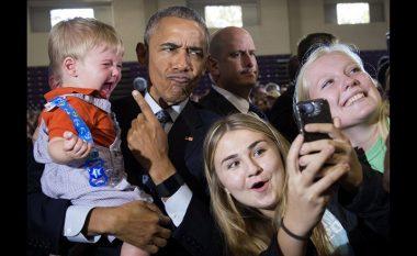 """""""Selfie""""-t më të mira të vitit 2016"""