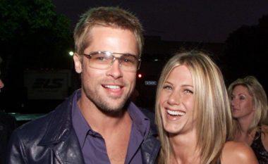 Jennifer Aniston injoron Brad Pitt, e refuzon atë