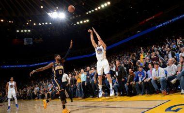 Klay Thompson vendos rekord në NBA: 60 pikë për 29 minuta (Video)