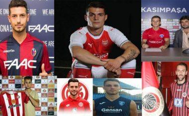 Këto janë 10 transferimet më të mira të futbollistëve shqiptarë në vitin 2016 (Foto)