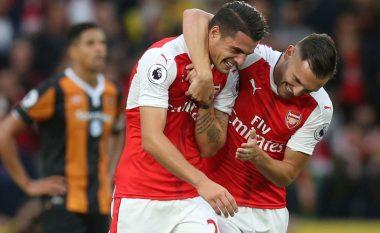Xhaka: Arsenali klub i madh, jam i lumtur këtu