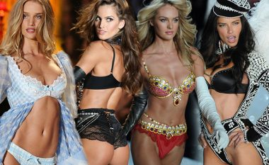 Do të çuditeni sa kalori konsumojnë modelet e Victoria's Secret