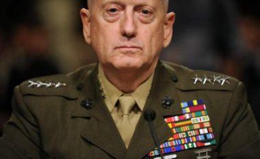 Komiteti i Senatit mbështeti emërimin e James Mattis për shef të Pentagonit