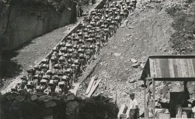 Kampi ku Hitleri dërgoi armiqtë e tij: 186 shkallët e Ferrit (Foto)