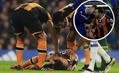 Hull City konfirmon lëndimin e rëndë të Mason, detajet