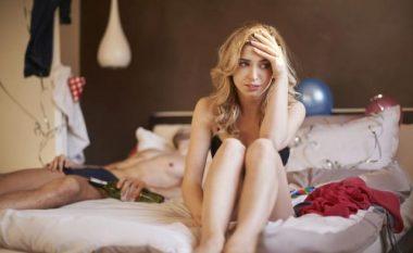 Femrat tregojnë për çfarë mendojnë gjatë seksit të keq