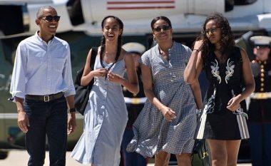 Familja Obama nis shpërnguljen për në shtëpinë e re (Foto)