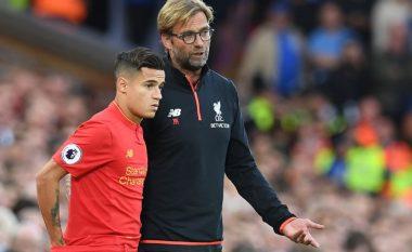 Coutinho tregon për ndikim jetik që Klopp e ka bërë te Liverpooli