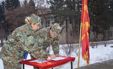 Me valle shqipe e maqedonase u shënua dita e formimit të Brigadës së Tretë Goditëse të ARM-së (Video)