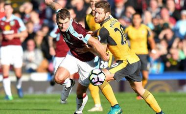 Formacionet zyrtare, Arsenal – Burnley