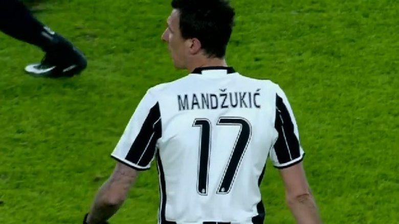 Edhe Mandzukic shënon ndaj Atalantas (Video)