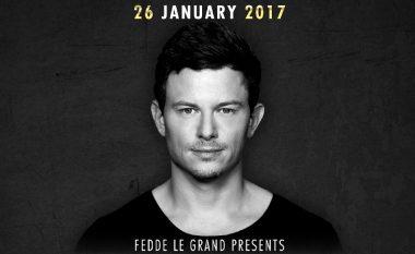 Fedde Le Grand, DJ i skenave të mëdha botërore vjen për herë të parë në Shqipëri!