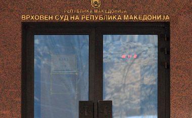 Gjykata e Lartë e Maqedonisë shtyu vendimin për 'përgjimet' në afat të pacaktuar