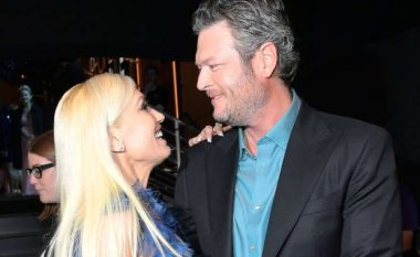 Gwen Stefani duket e dashuruar me partnerin e saj (Foto)