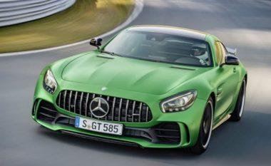 Mercedesi bën të ditur modelin që do ta heq nga prodhimi (Foto)