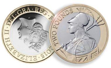 Monedhat që e kanë këtë gabim teknik mund të vlejnë shumë para (Foto)