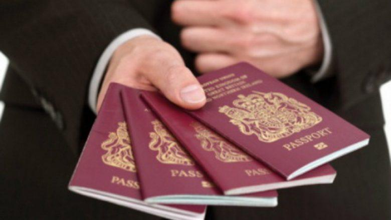 Dënime për qytetarët e Maqedonisë me pasaportë bullgare