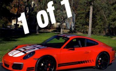 Porsche 911 e rrallë, mendohet të jetë e vetmja nga kjo seri (Foto)
